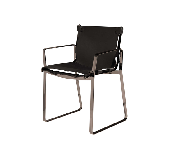 Blixen Chair de Fendi Casa | Chaises