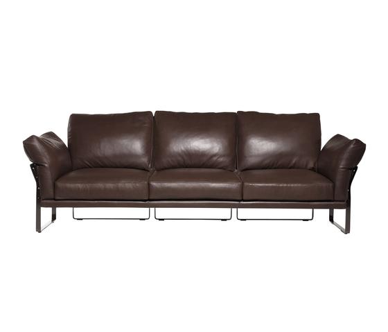 Metropolitan 3 Seater Sofa by Fendi Casa | Sofas