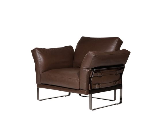 Metropolitan Armchair von Fendi Casa | Sessel