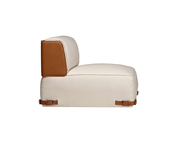 Soho Element de Fendi Casa | Fauteuils d'attente