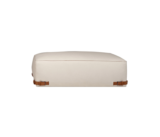 Soho Pouf by Fendi Casa | Poufs