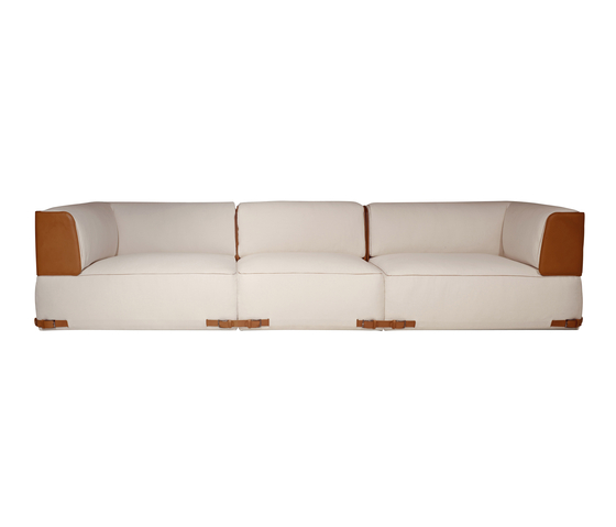 Soho Sectional Sofa de Fendi Casa | Sillones