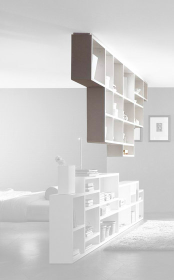 30mm_weightless_shelf by LAGO | Shelving