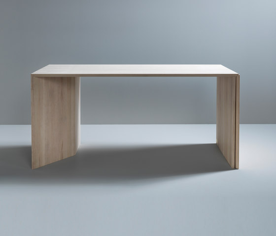 Gateleg by böwer | Individual desks