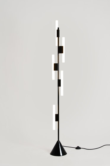 5 Tubes Floor lamp by Atelier Areti | General lighting