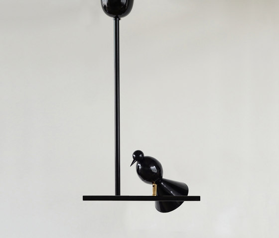 Alouette Ceiling lamp | bird T by Atelier Areti | General lighting