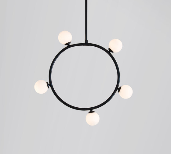 Circle and Spheres de Atelier Areti | Suspensions