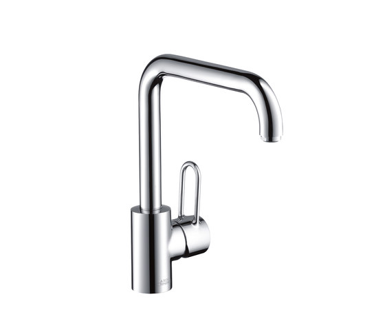 AXOR Uno Single Lever Kitchen Mixer for vented hot water cylinders DN15 by AXOR | Kitchen taps