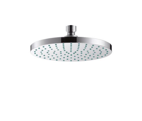 AXOR Uno Plate Overhead Shower Ø 180mm DN15 by AXOR | Shower taps / mixers