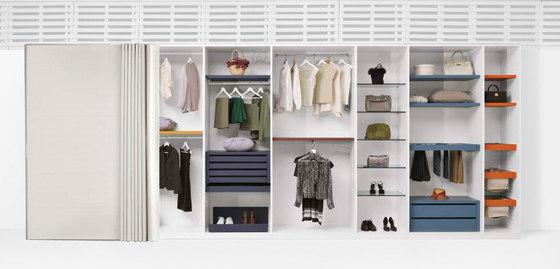 Et Voilà_wardrobe by LAGO | Cabinets