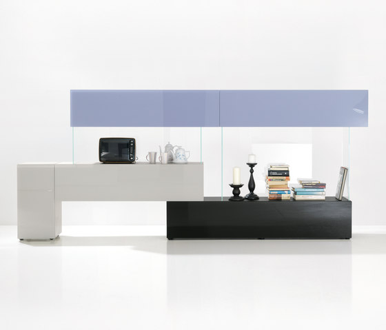 Air_storage by LAGO | Wall storage systems