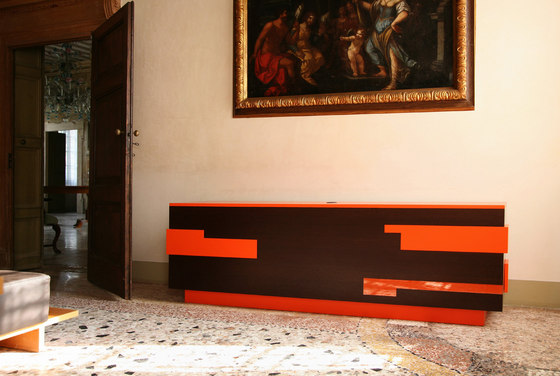 Porta TV by Morelato | Multimedia sideboards