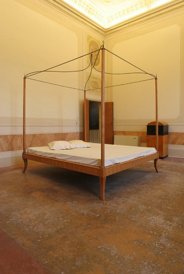 Letto Fiorito by Morelato | Double beds