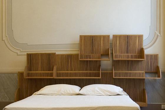 Letto Uno Sull´Altro by Morelato | Bed headboards