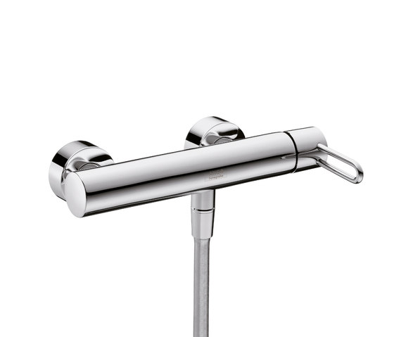 AXOR Uno Single Lever Shower Mixer for exposed fitting DN15 by AXOR | Shower taps / mixers