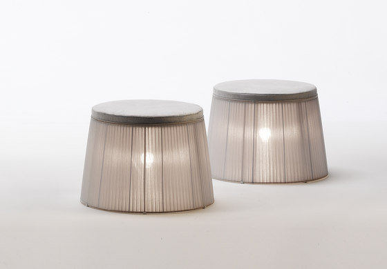 Etvoilà Pouf Floor Lamp by ITALAMP | General lighting