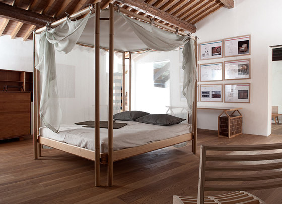 Letto Nomade by Morelato | Double beds