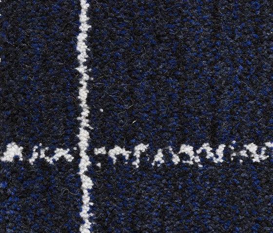 Tiles Navy Blue 200 di Kasthall | Tappeti / Tappeti d'autore