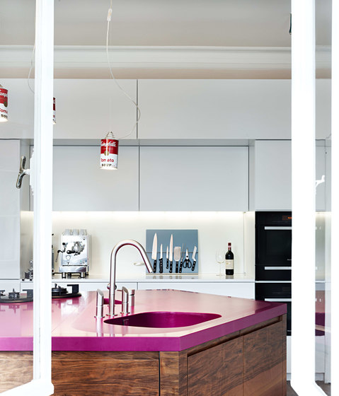 Kitchen KI 1 by Sarah Maier | Island kitchens