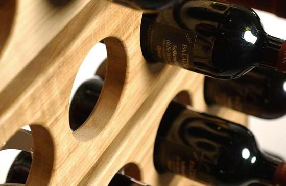 Esigo 2 Classic Wine Rack de ESIGO | Porte-bouteilles