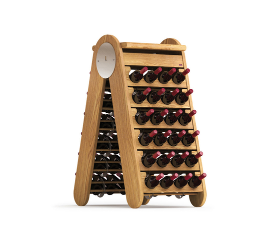 Esigo 3 Classic Wine Rack by ESIGO | Wine racks