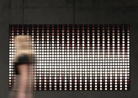 LivingShapes interactive wall by Philips Lumiblade - OLED | OLED lights