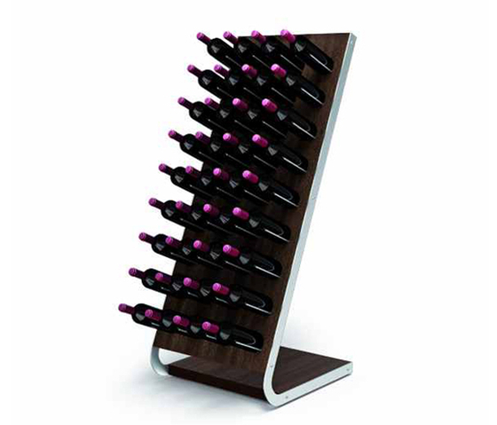 Esigo 4 tech wine rack botelleros estanter as de vino - Estanterias para vino ...