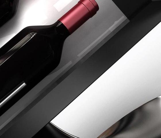 Esigo 7 Wine Rack de ESIGO | Porte-bouteilles