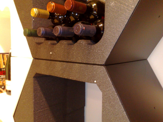 Esigo 10 Wine Rack by ESIGO | Wine racks