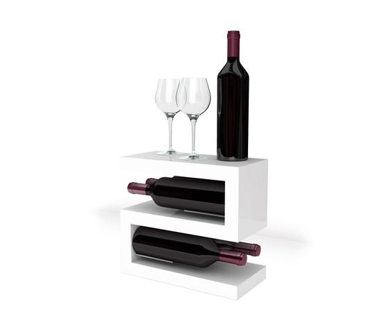 Esigo 12 Wine Rack de ESIGO | Porte-bouteilles