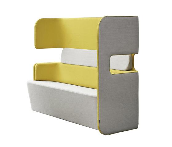 PodSofa by Martela Oyj | Lounge sofas