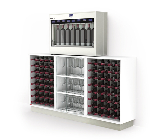 Esigo WSS3 Wine Rack Cabinet by ESIGO | Wine racks