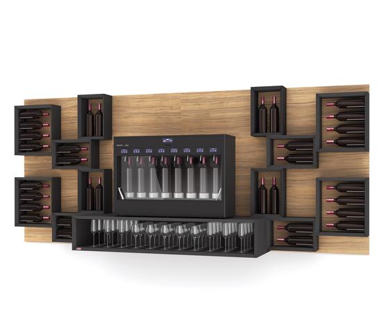 Esigo WSS5 Wine Rack Cabinet de ESIGO | Porte-bouteilles