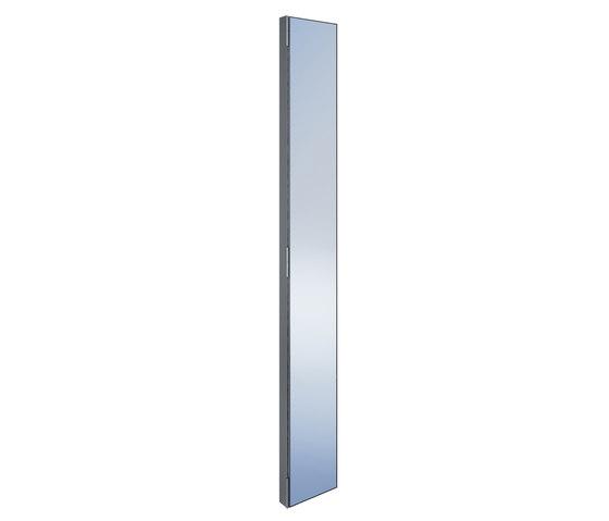 AXOR Urquiola Drehspiegel für Heizkörper|Paravent|Paravent-Heizkörper von AXOR | Wandspiegel