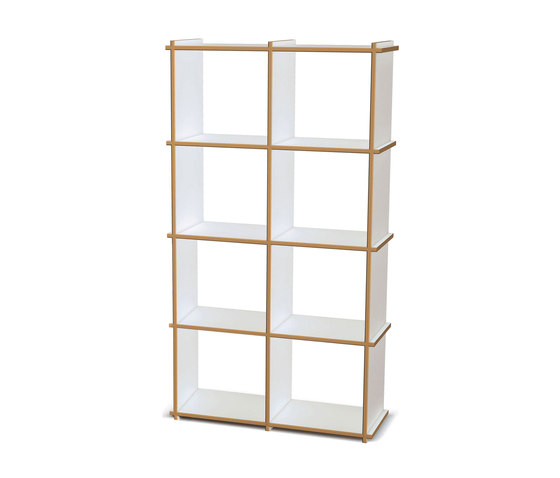 Shelving system by STECKWERK | Office shelving systems