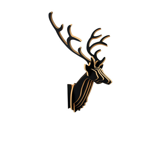 Deer di STECKWERK | Wall decoration