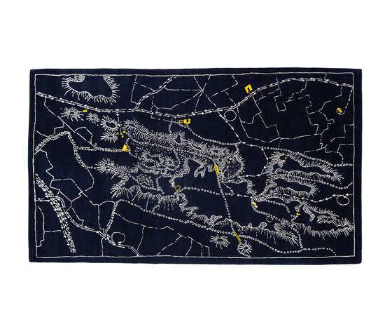Pistes by Chevalier édition | Rugs / Designer rugs