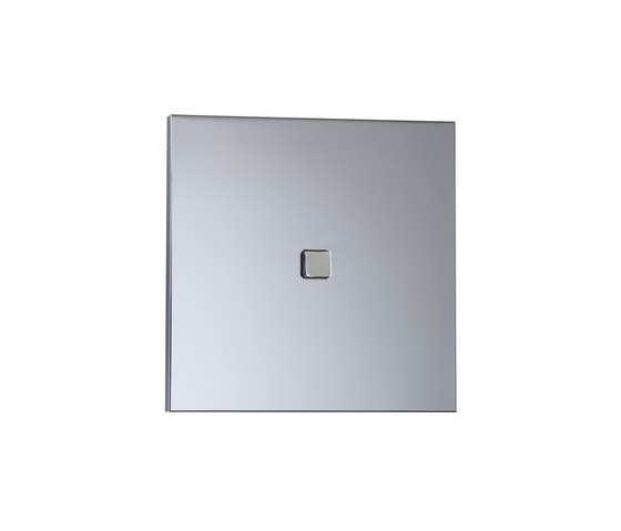 Manhattan CH chrome miroir di Luxonov   interuttori pulsante