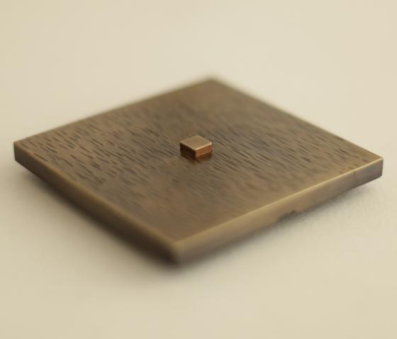 Manhattan special coating di Luxonov   interuttori pulsante