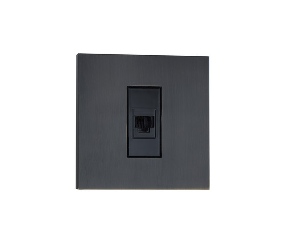 Paris BR bronze by Luxonov | USB power sockets