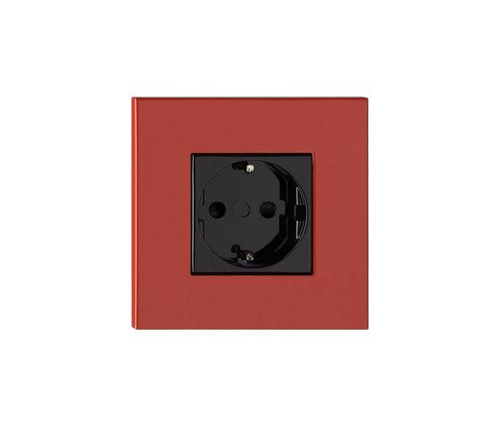 Paris special coating by Luxonov | Schuko sockets