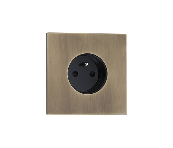 Siam VO vieil or by Luxonov | Schuko sockets