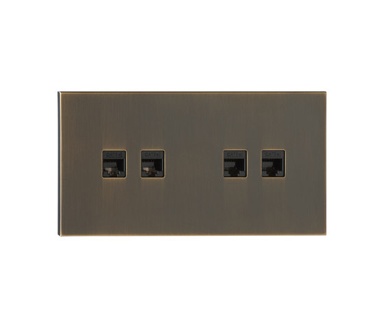 Siam BM bronze moyen by Luxonov | USB power sockets
