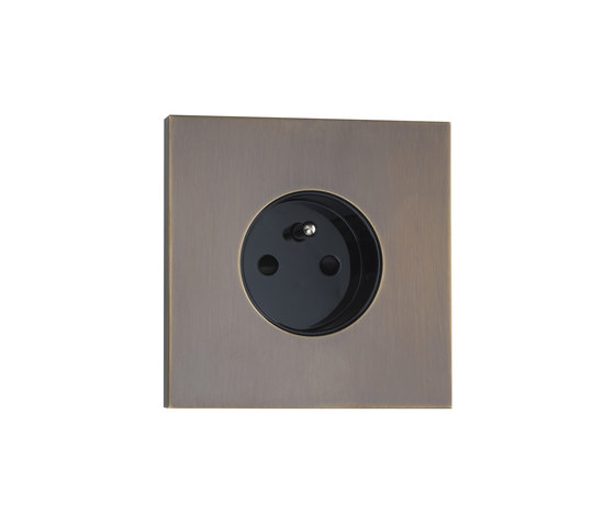 Siam special coating by Luxonov | Schuko sockets