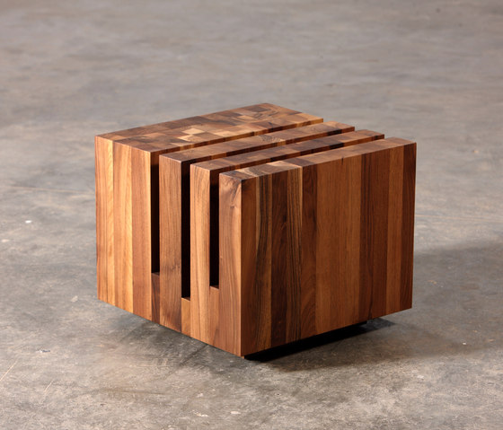 Basic Coffeetable Cubo de Artisan | Revisteros