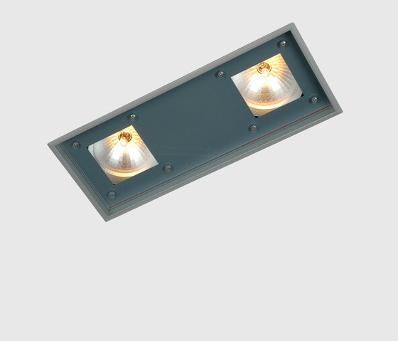 Double Up QT12 ceiling/wall by Kreon | Spotlights