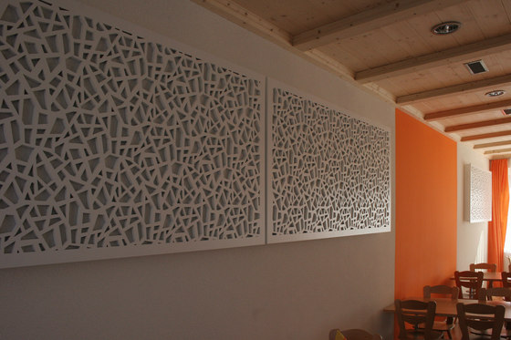 Room Acoustics by Bruag | Wall panels