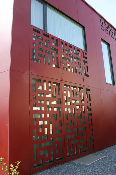 Bruag Façade System by Bruag | Facade systems