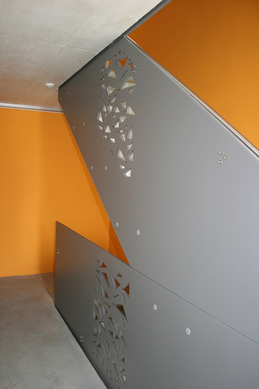 Bruag Perforation by Bruag | Wood panels / Wood fibre panels
