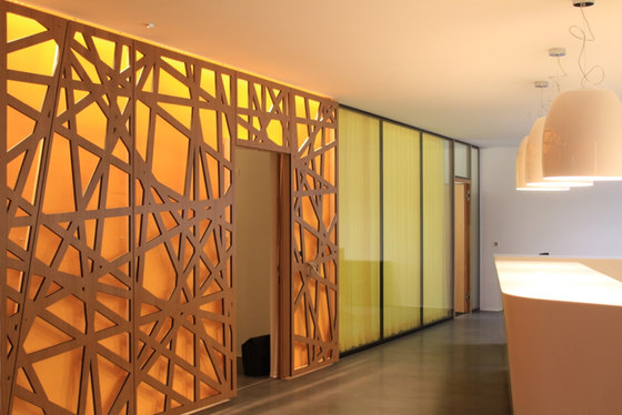 Bruag Perforation by Bruag | Wood panels / Wood fibre panels